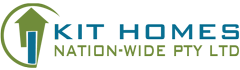 Kit Homes Website Logo